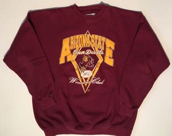 Vintage Arizona State Sun Devils crewneck sweatshirt XL