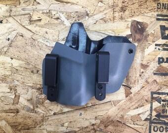 M&P Shield 9mm Kydex holster  +mag