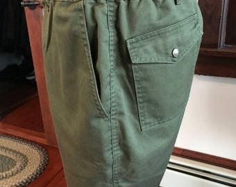 Vintage 1990's Boy Scouts of America Uniform Shorts