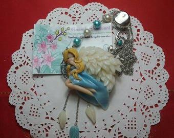Serafina angel of dreams Necklace