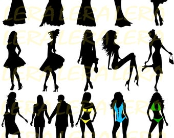 60 % OFF, Woman Silhouette png, eps, svg, dxf, Girl SVG, Woman Clipart, Sexy Girl Svg,  Silhouette Files, Cut Png File