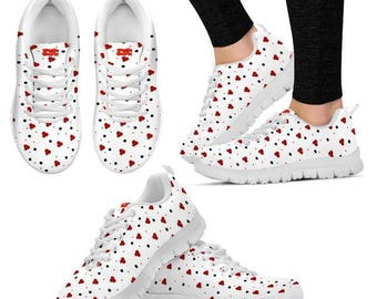 Pop Worx Love Bug Running Shoes (White Sole)