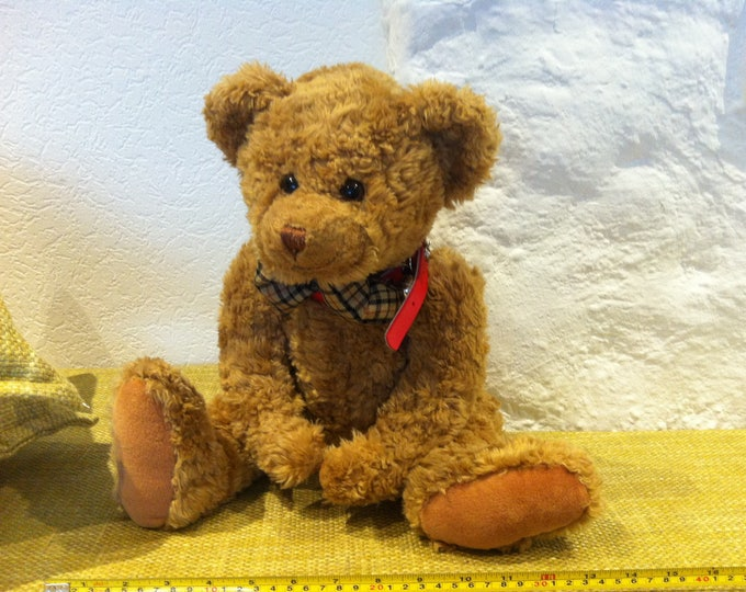 Vintage Teddybaer hermann bears, dolls, toys, accessoires, dollhouse