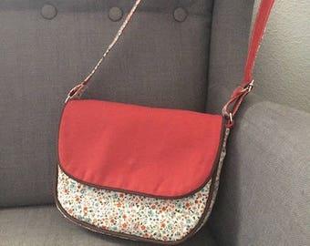 Customizable adjustable shoulder Messenger bag