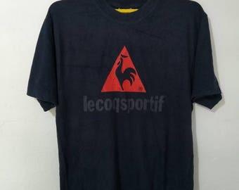 Rare Le coq sportif t-shirt M size