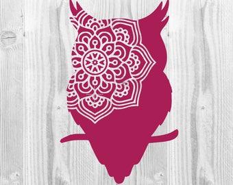 Hippie Owl Etsy