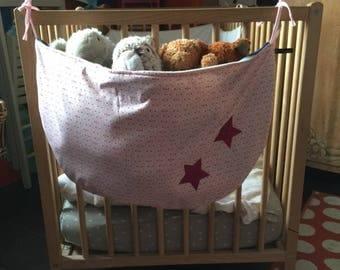 Hammock for stuffed animals, put away toys, storage, kids, baby, gift