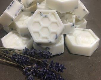 Set of 3 Honey Lavender Soap Bars