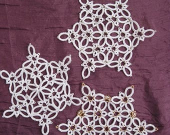 triangle snowflake