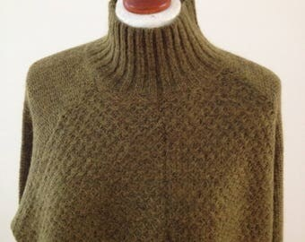 Sweater with Turtleneck