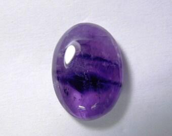 Top rare- Amethyst loose gemstone, Natural Amethyst cabochon, Purple Amethyst gemstone, Amethyst loose stone 22 Cts. R-2503