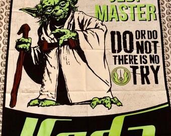 Star Wars Yoda Panel