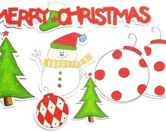 7 Christmas My Mind's eye creative cardmaking scrapbooking cuts