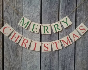 MERRY CHRISTMAS banner, merry christmas sign, christmas banner, christmas sign, christmas decorations, christmas ideas, holiday decor