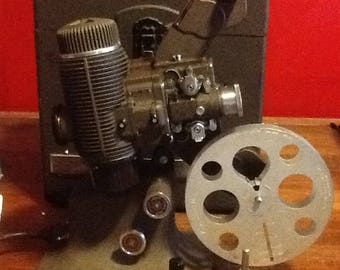 Bell & Howell 16mm Filmo Diplomat movie projector