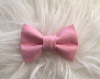 Pink Baby Headband - Baby Girl Headband, Newborn Headband, Baby Bows, Baby Accessories ,Baby Girl, Headbands, Bows, Baby
