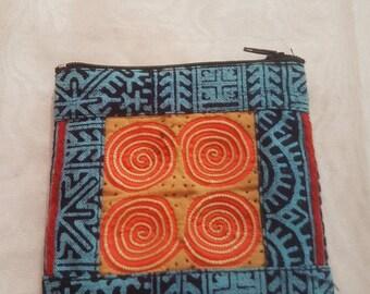 Ethnic Hmong artisan Purses