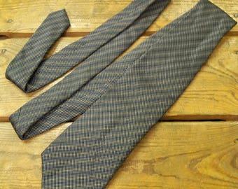 PLAYBOY Silk Woven Classic Design Mens Necktie