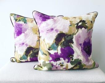 Cabbage Rose Cushion