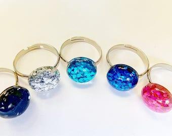 """Ring """"Glitter""""!"""