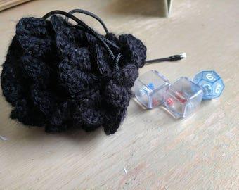 Dragon Egg Dice Bag