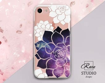 iPhone case floral Succulent iPhone cactus case iPhone case space Case iPhone 7 iPhone 10 iPhone 6 iPhone 6 plus case iPhone5s cover iPhone8