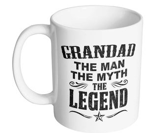 Grandad The Legend Coffee Mug