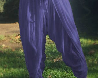 Yogees Signature Yoga Pant - Purple