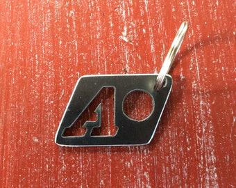A-Hole Keychain