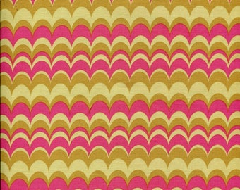 Free Spirit Joel Dewberry HEIRLOOM pink patchwork fabric