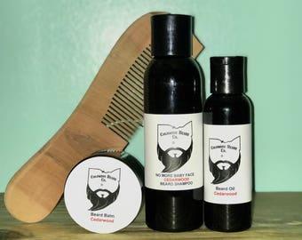 Beard Kit - Columbus Beard Company