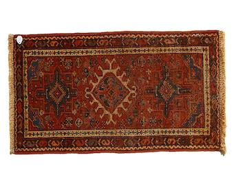 Persian Kavkaz Rug Semi Antique