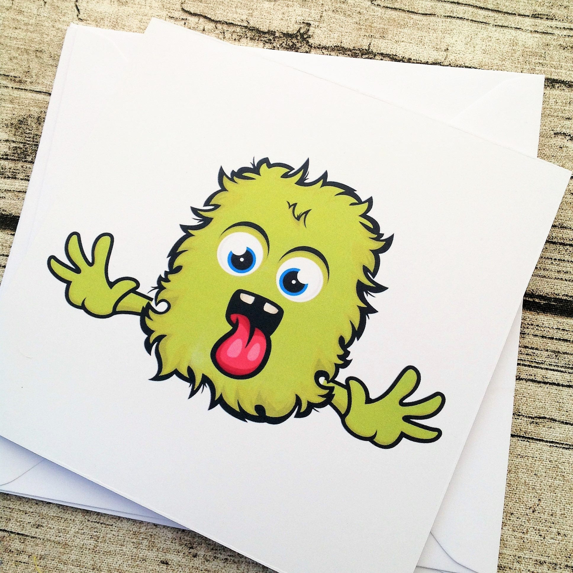 Handmade Greeting Cards Greeting Cards Cards Funny Halloween Cute