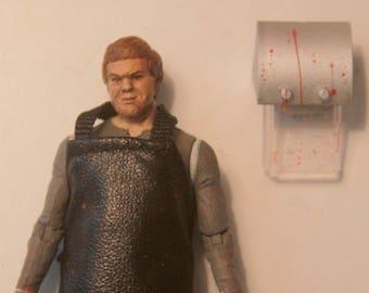 Dexter Morgan action figure repaint New w/ box