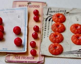 Buttons on Original Cards