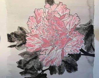 花 hana. - Fleur 1 - Flower 1 - Flor 1