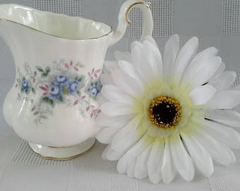 Royal Albert, Blue Blossom Creamer or Pitcher, Made in England