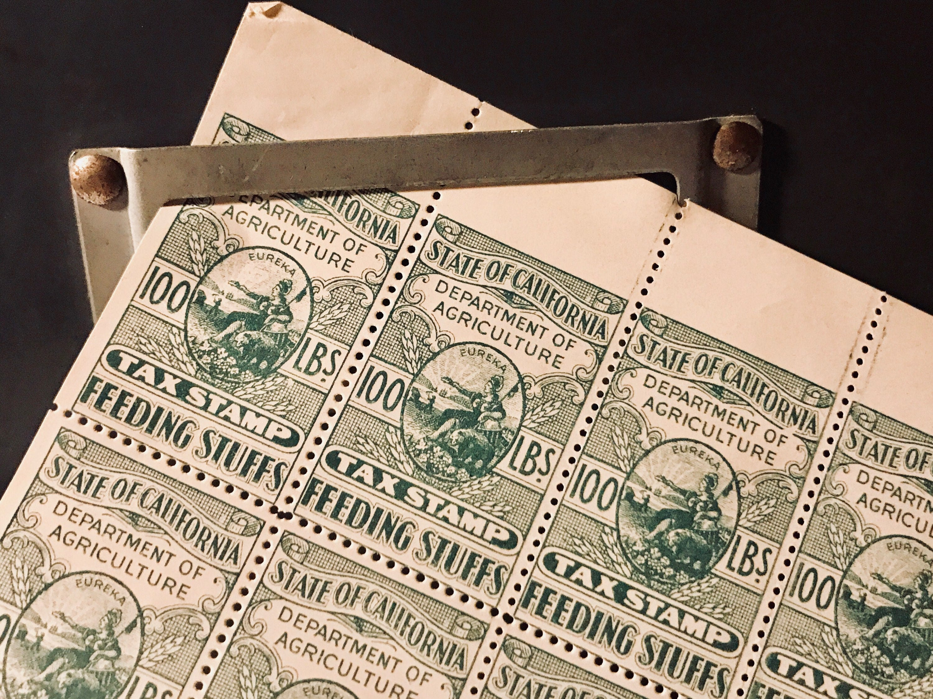 20 stamps from the 1930s state of california department of zoom xflitez Images