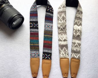 """Promotion Price items! NuovoDesign  """"Warmer"""" camera strap for DSLR and mirrorless, Selected discounted item limited time and qty offer"""