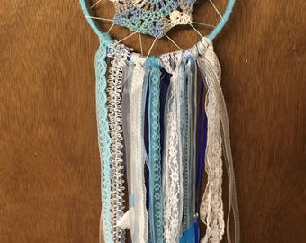 Light Blue Dreamcatcher
