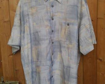 Patterned shirt ' 90 (XXL)