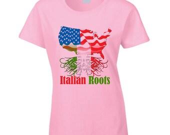 Italian Roots T Shirt