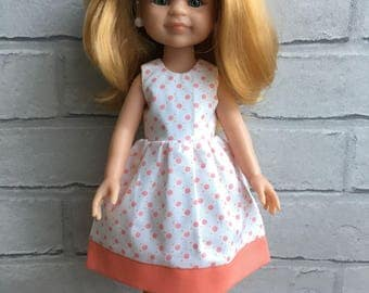 Dress For Corolle Les Cheries Paola Reina Doll Clothes