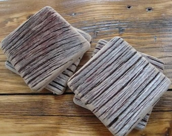 Barnwood coasters rustic primitive free ship USA