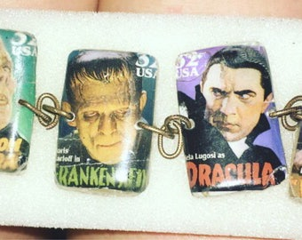 Movie monster bracelet