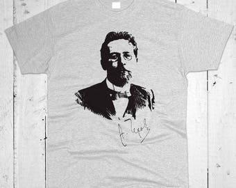 Anton Chekhov Men T-shirt