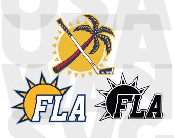 Florida Panthers svg, Florida Panthers png, Florida Panthers hockey dxf, national hockey league NHL logo vector instant download