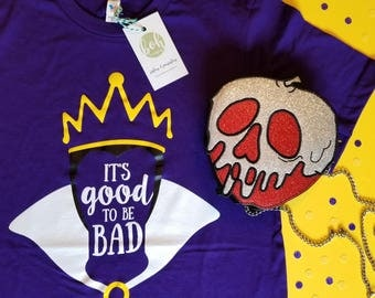 Adult It's Good to be Bad-The Evil Queen