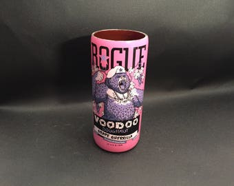 Rogue Brewery Candle Voodoo Doughnut Grape Guerrilla Beer Bottle  Candle. Made To Order !!!!! 705ML bomber