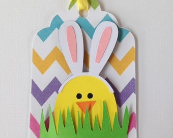 Easter gift tags/party favor tags